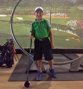 Jake Kercher - Aussie Kids Golf Academy