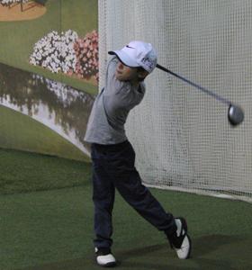 Jordan Levit - Aussie Kids Golf Academy
