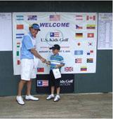 Joshua Bell - Aussie Kids Golf Academy