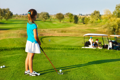 Girls' Golf Scholarships