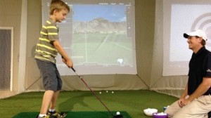 Winter Golf Lessons for Kids Aussie Kids