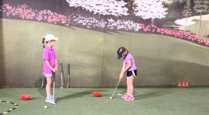 Aussie Kids Spring Golf Training