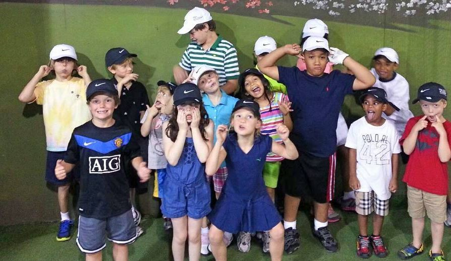 altanta summer camps for kids -1 golf