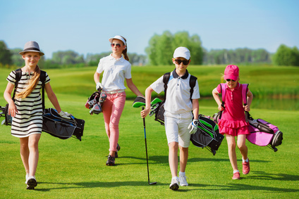 Golf Summer Camps for Active Kids in Atlanta