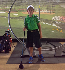 Jake Kercher - Aussie Kids Golf Academy