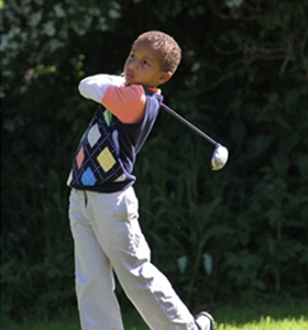 Trevor Dozier - Aussie Kids Golf Academy
