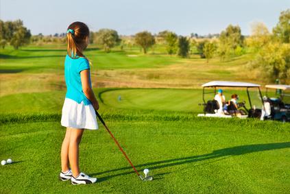 Girls' Golf Scholarships