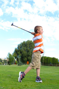 When To Start Golf Lessons For Your Child