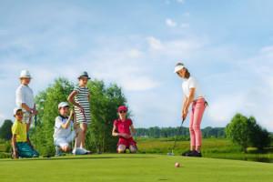 Competing in Junior Golf Tournaments Aussie Kids