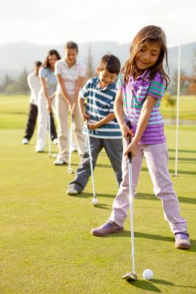 Aussie Kids Golf Training Program