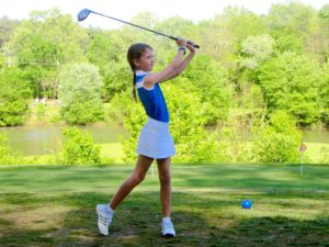 prepare your child to play golf in college